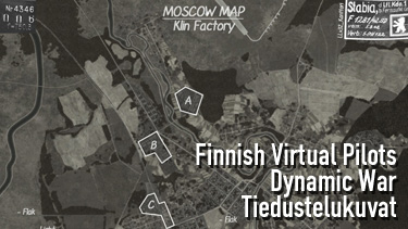 Finnish Virtual Pilots - Dynamic War-palvelimen.